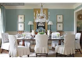 Light Blue Dining Room This Wall Color It S Farrow Oval Room Blue