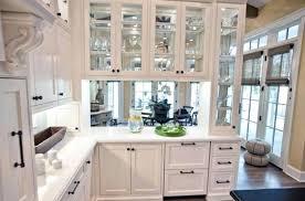 Glass Kitchen Cabinet Doors Home Depot Sliding Glass Kitchen Cabinet Doors Pathartl