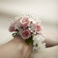 white corsages for prom orlando prom flowers