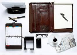 maroquinerie de bureau accessoires de bureau mode homme