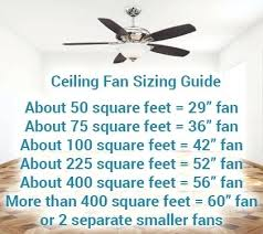 what size ceiling fan for 200 sq ft room how to choose a ceiling fan size yepi club