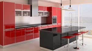 red and white kitchen designs black and red kitchen designs design ideas