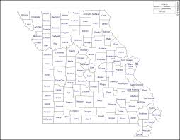 Usa Map With Names by Missouri Free Map Free Blank Map Free Outline Map Free Base