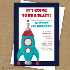 birthday invites amazing space birthday invitations ideas outer