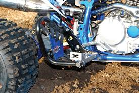 utv action magazine project test teixeira tech honda trx400ex