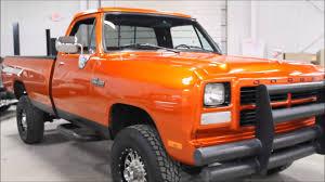Dodge Ram 93 - 1992 dodge pick up youtube