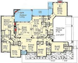 Architecture Design Floor Plans 363 Best House Designs Floor Plans Images On Pinterest Dream