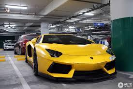 lamborghini aventador dubai yellow dmc lamborghini aventador in dubai the saudi cars
