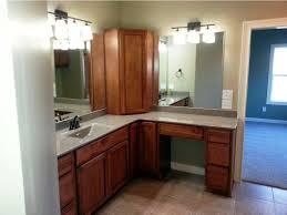 Corner Cabinet Bathroom Vanity by Enhance The Bathroom Décor With Corner Cabinet Bathroom The New