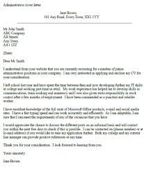 marketing job cover letter example with cover letter job my