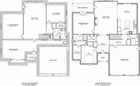 house plan with basement one story house plan with basement luxury house plans basement safe