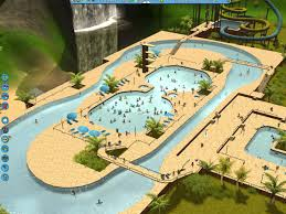 roller coaster tycoon 3 water slide google search rct3