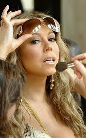 cougar makeup for halloween mariah carey announces collaboration with mac