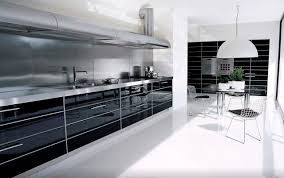 Luxury Modern Kitchen Designs Black And White Kitchen Modern Design Normabudden Com