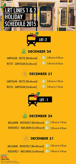 light rail holiday schedule lrt lines 1 and 2 operating schedule for christmas and new year
