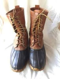 womens ll bean boots size 11 genuine ll bean 8 bean boot 11 9 genuine ll bean 8