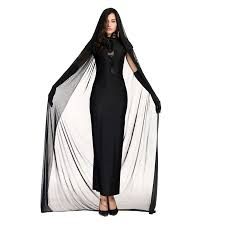 witch costume kids adults black ghost costume evil witch costume