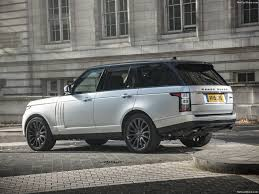 land rover range rover 2016 black land rover range rover sv autobiography 2016 picture 18 of 36