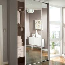 Mirror Doors For Closet Sliding Mirror Closet Doors Can Be Applied To Sliding Wardrobe