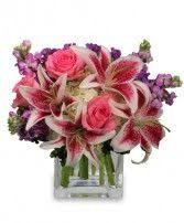 Flowers To Go Cute Fall Flower Arrangement With Orange Konfetti Roses Yellow