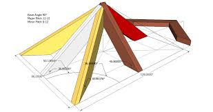 Irregular Hip Roof Framing Roof Framing Geometry Chappell Master Framing Square Unequal