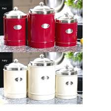 stainless steel kitchen canisters kitchen canister sets stainless steel photogiraffe me