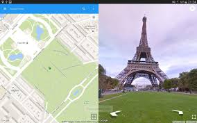 Google Maps In Usa With Street View by Street Panoramic View Android Apps On Google Play