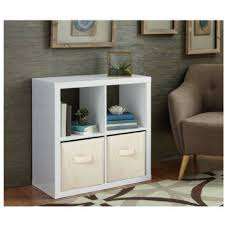 amazon com better homes and gardens bookshelf square storage