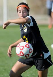 soccer headbands headband girl 14 leads sartans soccer team albuquerque