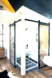 interior barn doors for homes glass sliding barn doors glass sliding shower door barn door glass