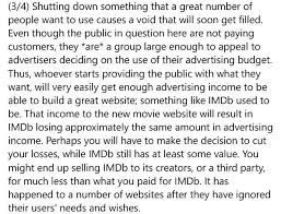 what happened to imdb message boards saveimdbmessageboards hashtag on twitter
