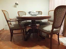 italienische esszimmer alte italienische möbel original landhausmöbel aus italien