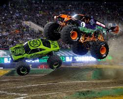 monster jam golden1center
