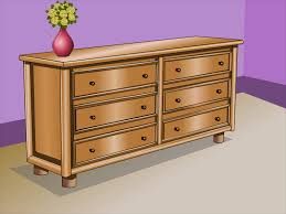 Pink Tool Box Dresser by 9 Ways To Refinish A Dresser Wikihow