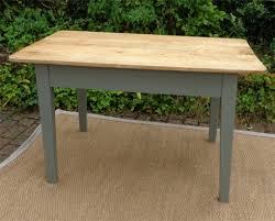table de cuisine ancienne en bois maison design bahbe tout table