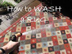 Area Rug Cleaning Tips Homemaking Simplified How To Easily Wash And Your Rugs