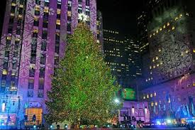 here s which streets will for the rockefeller center tree