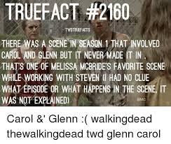 Carol Twd Meme - 25 best memes about twd glenn twd glenn memes