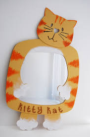 kitty kat and patch mirrors country love crafts