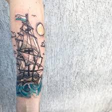 color sketch tattoos by luca testadiferro inkppl tattoo magazine
