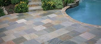 outdoor tile use for patios hardscape features and cladding