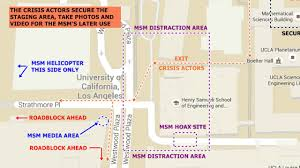 Ucla Parking Map Ucla Shooting Hoax Map Youtube