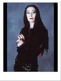 Morticia Addams Halloween Costumes Morticia U003d Anjelica Huston Morticia