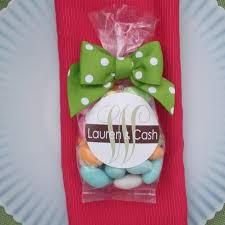 wedding candy favors custom personalized wedding candy favor candy favor bag