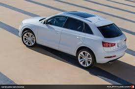 audi q3 19 inch wheels audi enters premium compact class of suvs with sporty versatile