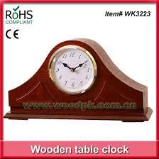 horloge de bureau pic en bois horloge de bureau antique à vendre horloge de bureau