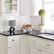 white kitchen cabinets with black island kitchen kitchen countertop granite tiles black island cart with