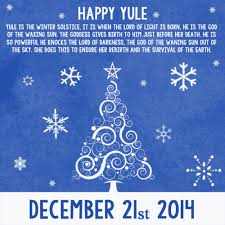 december witch wiccan pagan wicca yule winter solstice
