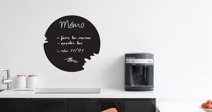 memo ardoise cuisine stickers muraux sticker ardoise mémo sticker décoration murale