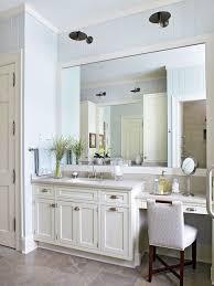 Bright Bathroom Lights 12 Bathroom Lighting Ideas Oversized Mirror Task Lighting And